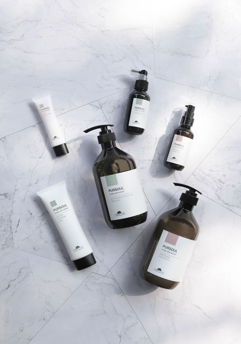 Pursoul pure scalp care series